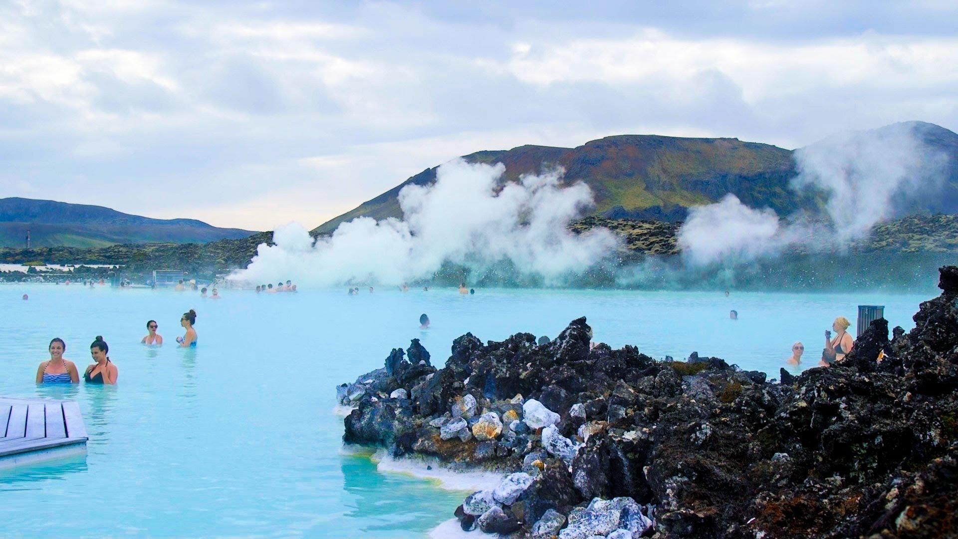 blue lagoon and reykjanes thor nordic